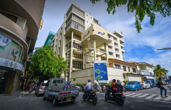 Maldives water and sewerage company (MWSC) R.dhuvaafaru